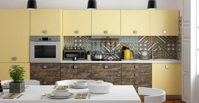 How to successfully combine yellow in the interior?